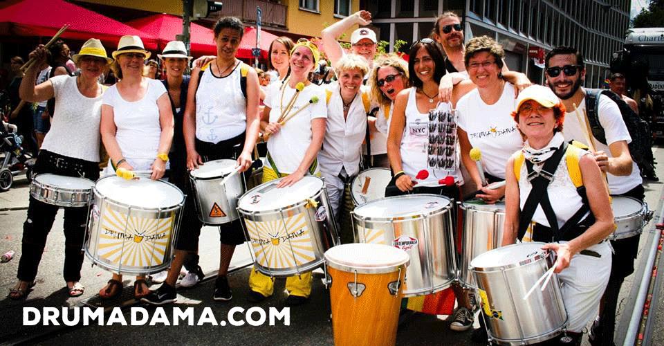 Sambagruppe München Drumadama