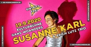 Susanne Karl Kulturbühne Gans Woanders