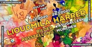 Lioudmila Harrer - Ausstellung - KASUgallery