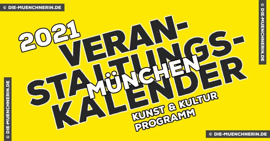 Veranstaltungskalender Die Münchnerin