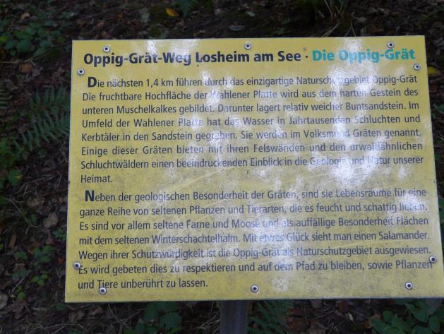 Oppig-Grät-Weg Infotafeln