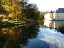 Herbststimmung Schloss Dyck