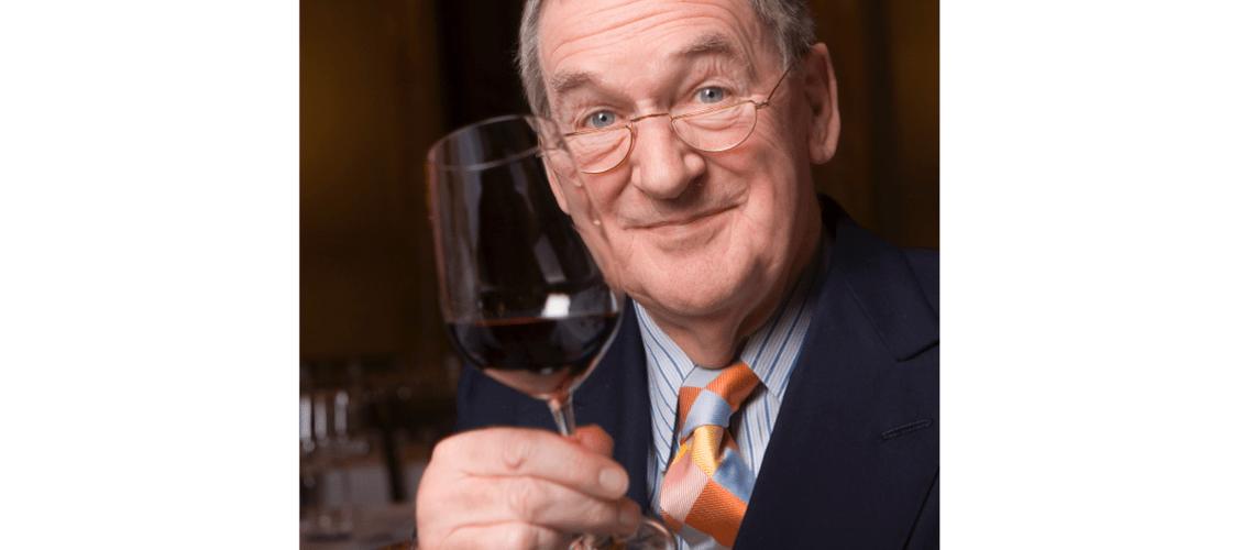 Hugh Johnson ist Weinkritiker und Philosoph