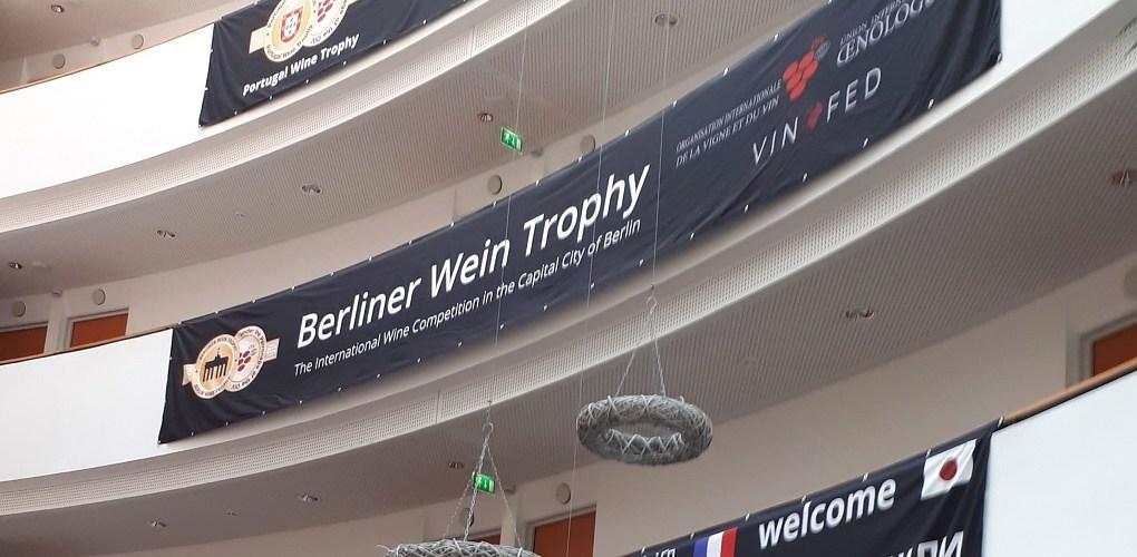 Berliner Wein Trophy, Hotel am Borsigturm, Berlin