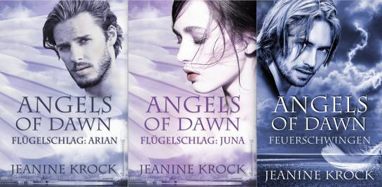 Cover ANGELS of DAWN