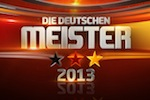 Die Deutschen Meister 2013
