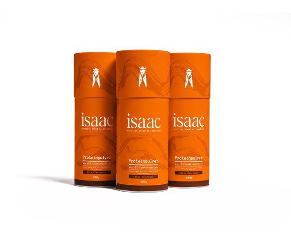 Isaac Nutrition Rabatt