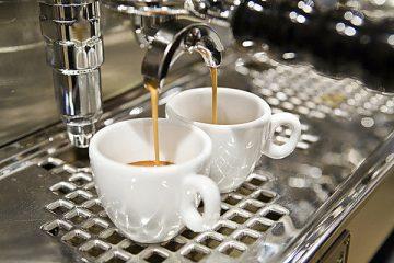 Espresso aus der Kaffeerösterei Die Bohne
