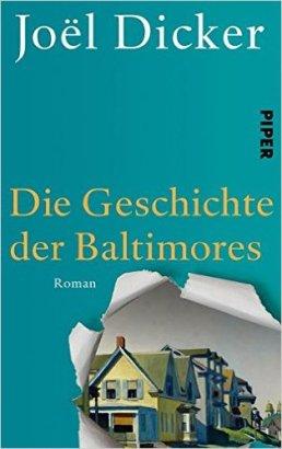 Joel Dicker_Die Geschichte der Baltimores