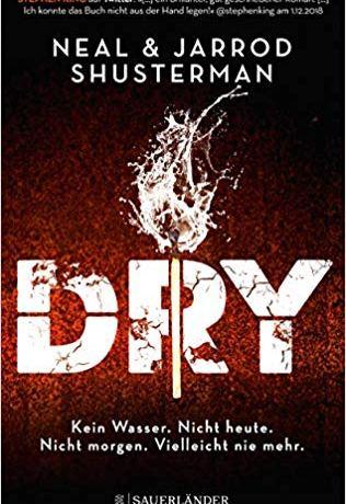 Shusterman: Dry