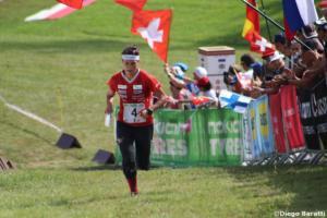 Elena Roos (SUI), WOC 2018  relay, Diego Baratti (6)