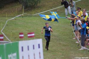 Tove Alexandersson(SWE),  Long ,WOC 2018  (3)