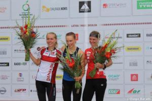 Women podium Long ,WOC 2018  (3)
