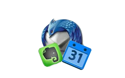 Kit de productividad. Thunderbird + Google Calendar + Evernote