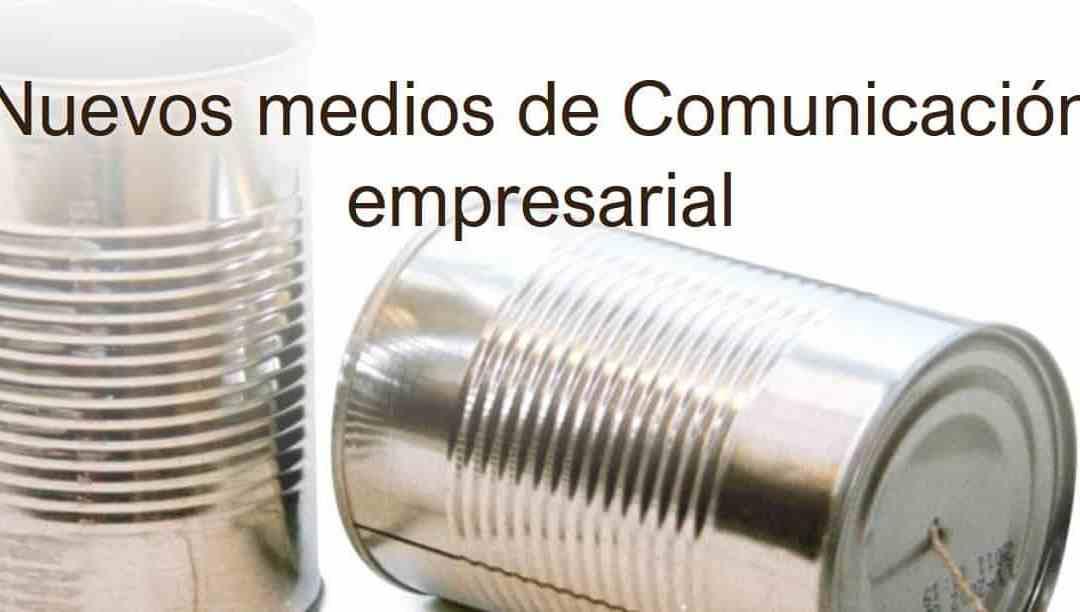Presentación: Medios de comunicación empresarial