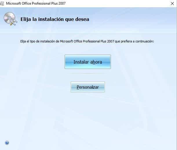Cómo instalar Office de Microsoft