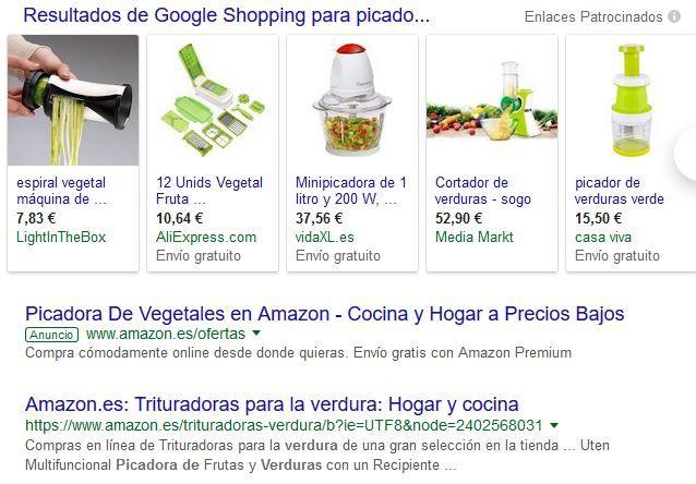 ¿Qué son las SERP?, ejemplos de la página de resultados de Google