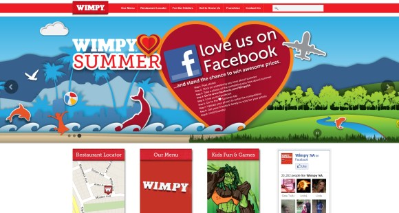 wimpy.co.za