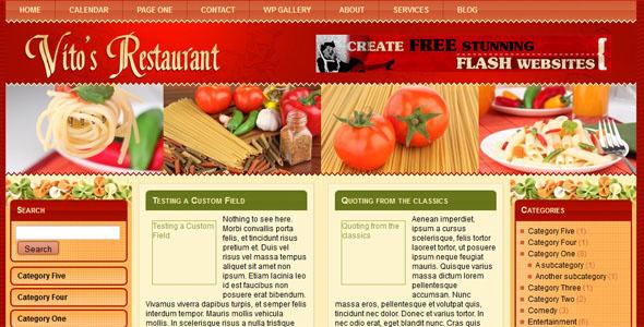 WP-Vitos WordPress Themes