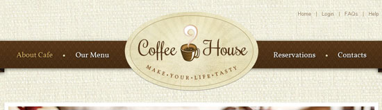 Coffee House - make your life tasty