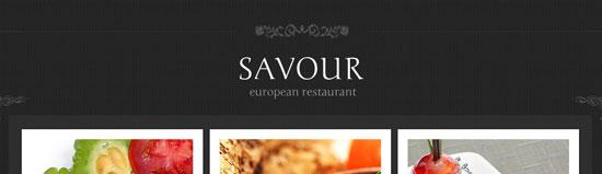 Savour - European restaurant