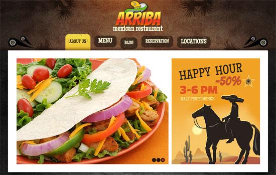 Arriba Mexican Restaurant
