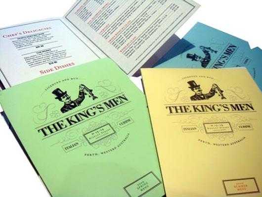 The King's Men Restaurant