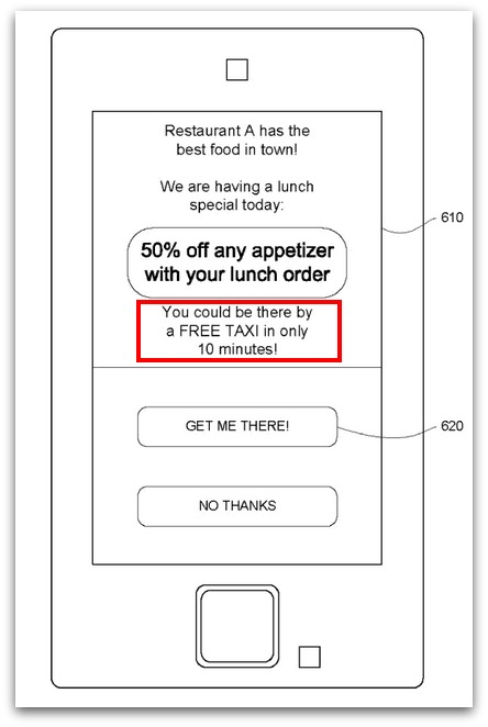 Google wants to bring drive to restaurant patrons