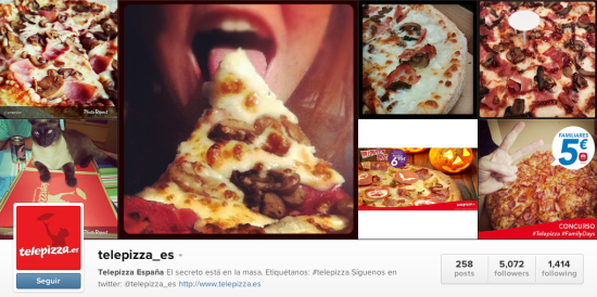 telepizza_es on Instagram