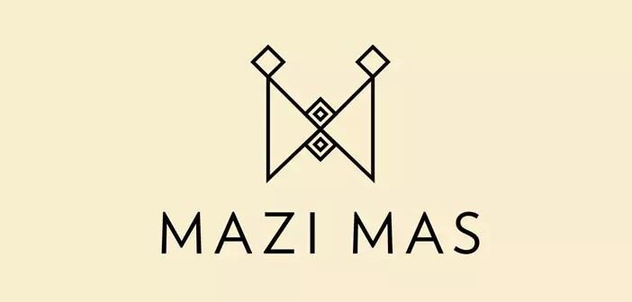 Restaurant Logo Mazi Mas
