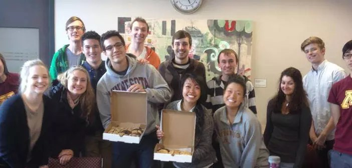 Students with insomnia orders cookies cookies