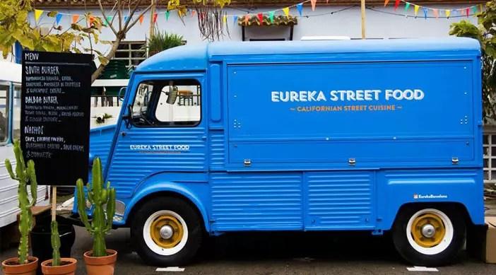 camion alimentaire Eureka