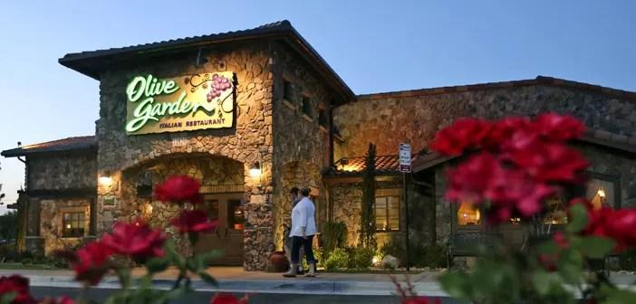Olive Garden chaîne de restaurants aux États-Unis