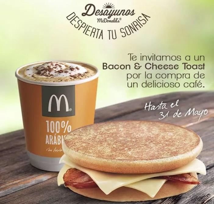 Promotion of McDonalds restaurants
