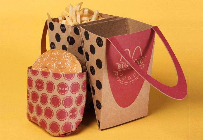 Diseño de packaging para BigMac por Jessica Stoll-4