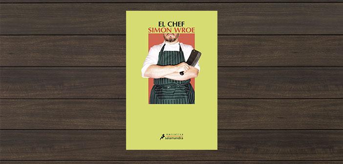 Le chef Simon Wroe