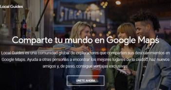 Local Guides opiniones de clientes de restaurantes de Google
