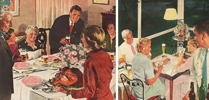 Los restaurantes en España se apuntan al Día de Acción de Graciass
