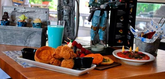 Rebel Hangar-food restaurant