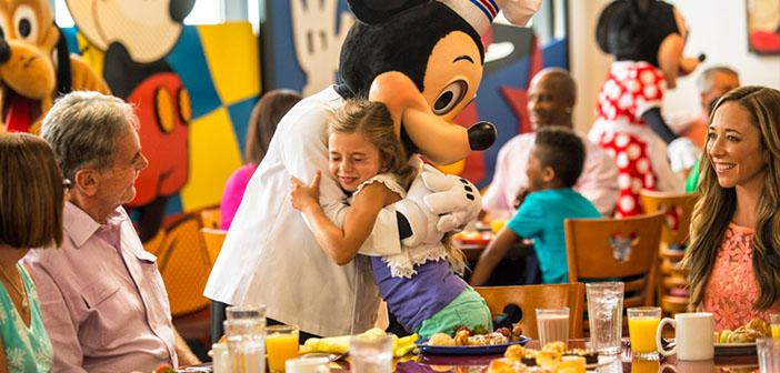 restaurant Disney