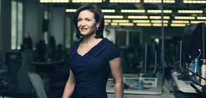 Sheryl Sandberg Facebook -Director operatvia