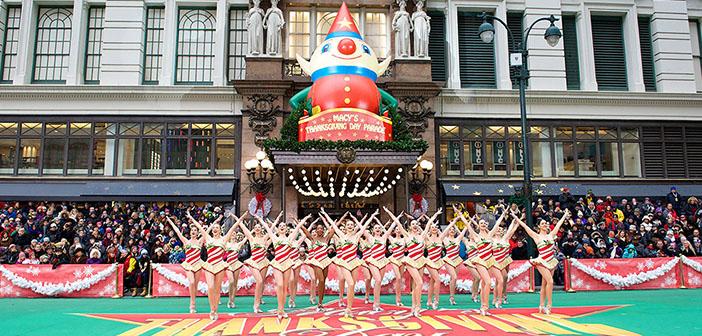 Défilé de Thanksgiving Macy Day Parade