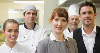 Un experimento demuestra que los empleados de los restaurantes son insustituibles