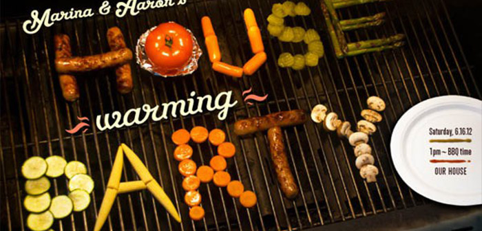Word made with food-grill restaurant