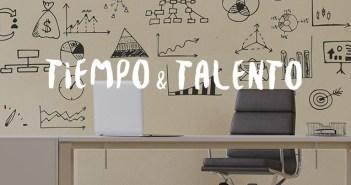 Tiempo y talento por José María Guijarro