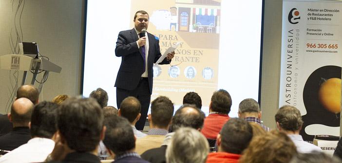 Oscar Carrion directeur Gastrouniversia