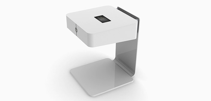 Gadget tecnológico de hosteleria
