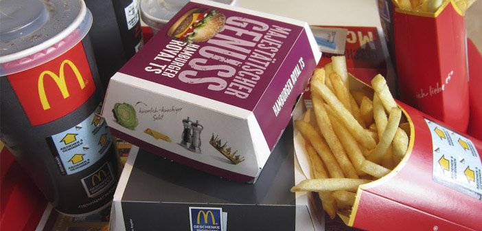 Mcdonalds ingredients