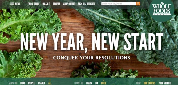 Whole Foods supermarket Organic Food