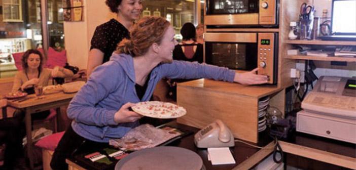 Restaurante Basis. Bajo la premisa de Bring your own food